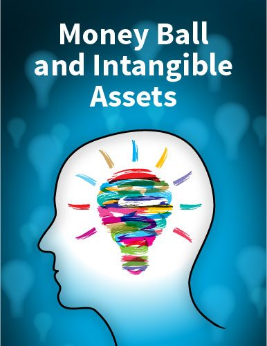 money ball and intangible assets