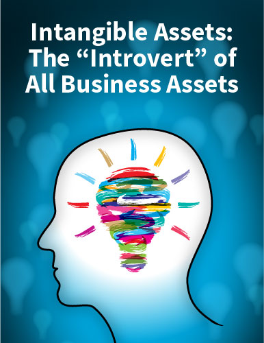 intangible assets the introvert of all business assets