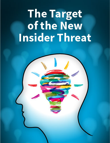 the target of the new insider threat