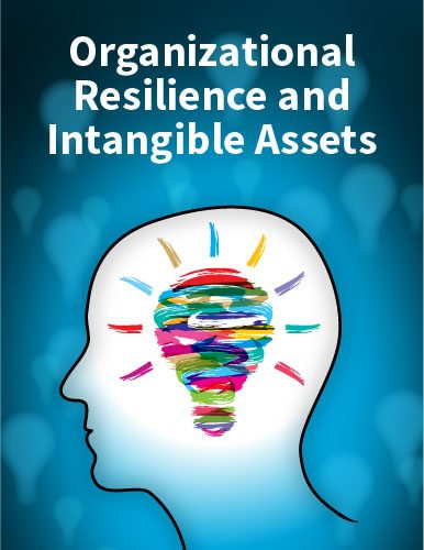 organizational resilience and intangible assets