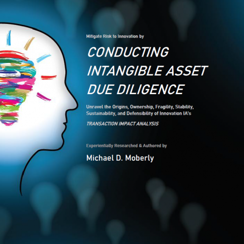 conducting intangible asset due diligence