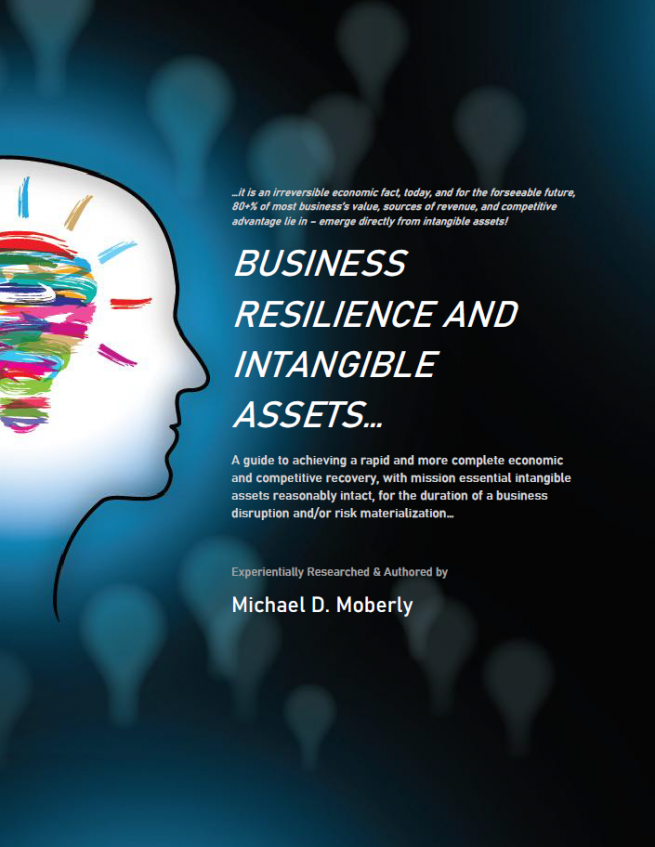 business resilience and ia's